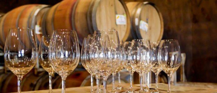 White Wine Blending Event Spindrift Cellars