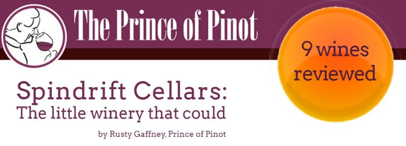 Prince of Pinot on Spindrift Cellars and Compton Family Wines